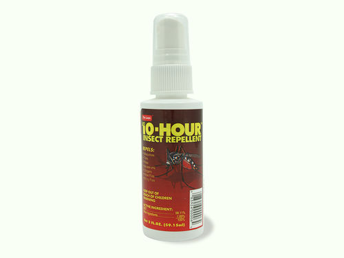 10-HOUR INSECT REP/2OZ PUMP BOTTLE 100% DEET