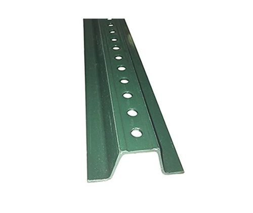8 FT GREEN U-CHANNEL SIGN POST- 2#/FT