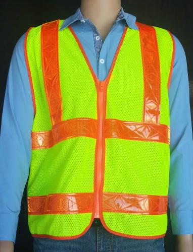 ANSI Lime Class II Safety Vest