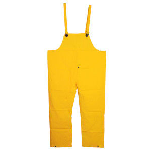 CORDOVA DEFIANCE FR .28MM PVC/NYLON YELLOW BIB PANTS M