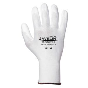 CORDOVA JAVELIN WHITE 13-GAUGE HPPE SHELL, WHITE POLY L