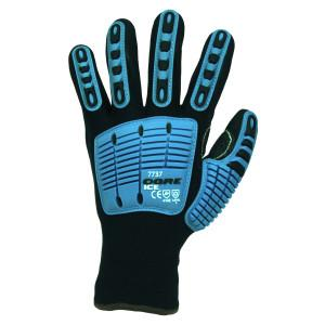 CORDOVA OGRE-ICE: TWO-PLY THERMAL SHELL, BLACK POLY S