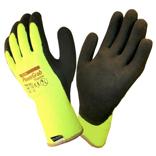 TOWA® POWERGRAB THERMO  10-GAUGE, HI-VIS GREEN L