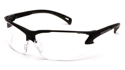 Ducks Unlimited SAFETY GLASSES CLEAR LENS/GRAY EAR MUFFS