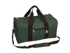 EVEREST/GEAR BAG/19 X 10 X 10 DK.GREEN