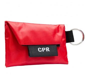 Genuine CPR Key Ring with One Way Valve (With Glov