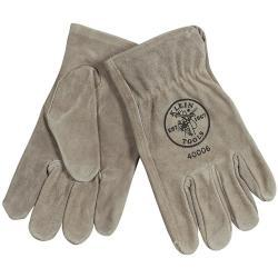 Klein Tools Cowhide Driver's Gloves - Small