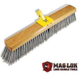 "MAG-LOK LONG HANDLE TOOLS MAG-LOK 24"" FINE USE BROOM"