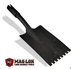 MAG-LOK LONG HANDLE TOOLS MAG-LOK ROOFING SHOVEL