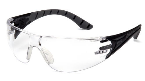 Pryamex ENDEAVOR+ BLACK/GREY FRAME/CLEAR LENS