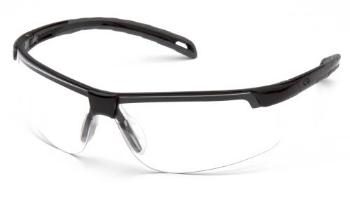 Pryamex EVER-LITE BLACK FRAME/CLEAR LENS