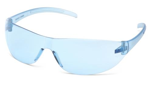 Pyramex ALAIR  INFINITY BLUE LENS AND TEMPLES