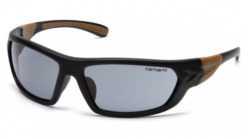 Pyramex CARBONDALE BLACK/TAN FRAME, GRAY LENS