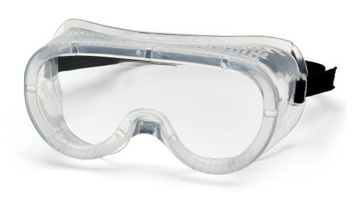 Pyramex Clear Anti-Fog Perforated Goggle