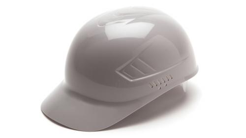 Pyramex GRAY BUMP CAP 4-POINT GLIDE LOCK