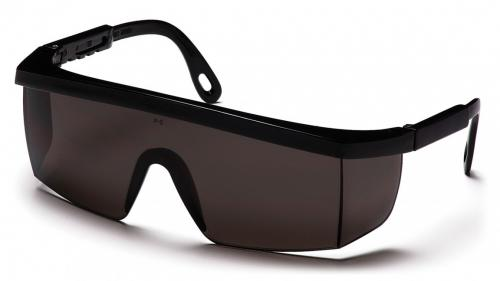Pyramex INTEGRA BLACK FRAME WITH GRAY LENS