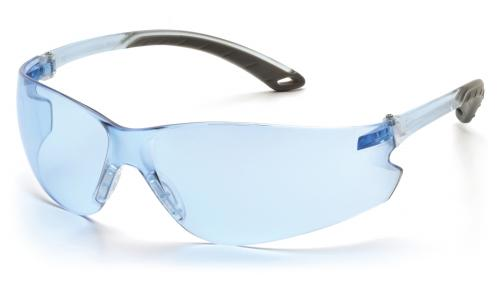 Pyramex ITEK INFINITY BLUE LENS AND TEMPLES