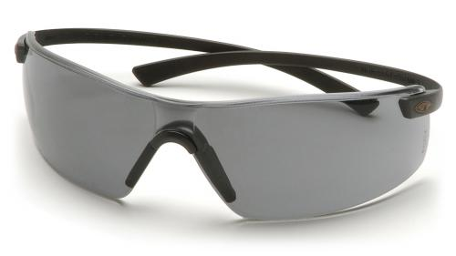 Pyramex MONTEGO BLACK TEMPLES WITH GRAY LENS