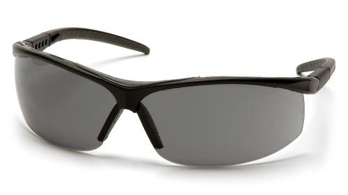 Pyramex PACIFICA BLACK FRAME WITH GRAY LENS