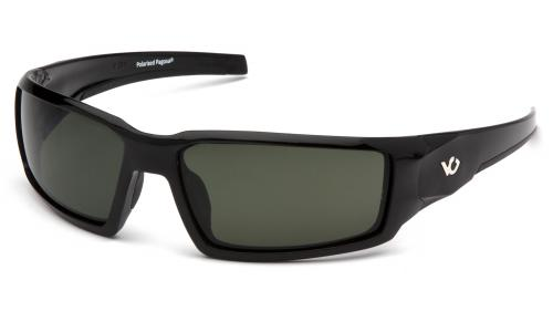 Pyramex PAGOSA BLACK FRAME,FOREST GRAY ANTI-FOG