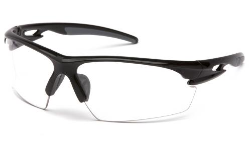 Pyramex SEMTEX BLACK FRAME WITH CLEAR ANIT-FOG LENS