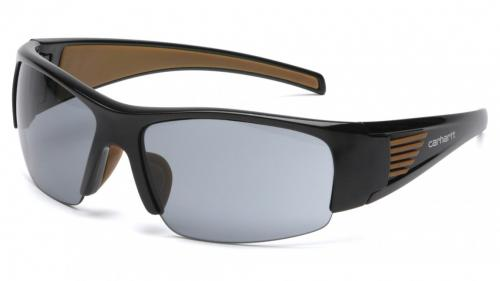 Pyramex THUNDER BAY ANSI BLACK FRAME/ GRAY ANTI-FOG LENS