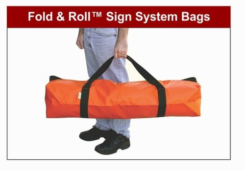 "STORAGE BAG FOR 36"" FOLD & ROLL/STAND"