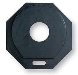Viz-Con 40# RECYCLED RUBBER BASE