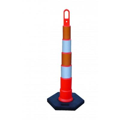"Viz-Con LOOPER CONE W/(4)6"" COLLARS WITH 16# BASE"