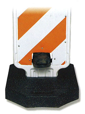 "Viz-Con STEP-N-LOCK 43# BASE (8""X24"") 1 SIDE HI INTENSITY"